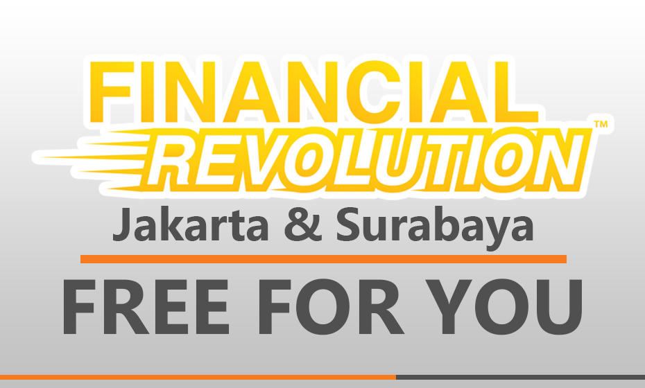 Tiket Seminar Financial Revolution [Compliment]