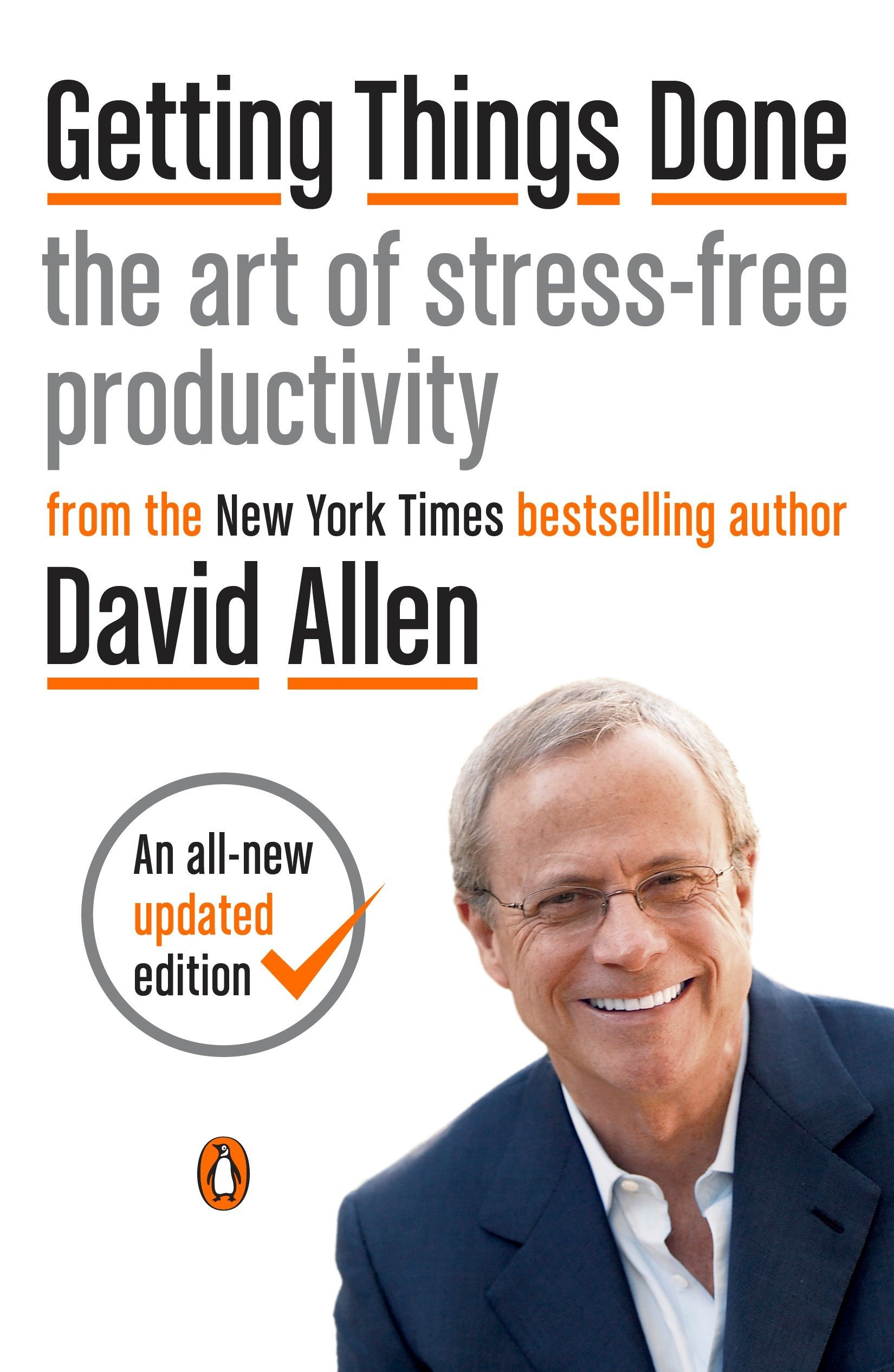 Getting Things Done: The Art of Stress-Free Productivity David Allen [Bonus]