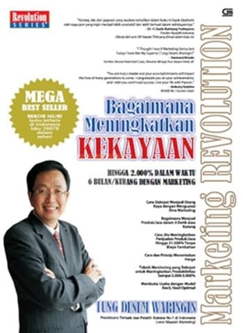 Marketing Revolution by Tung Desem Waringin