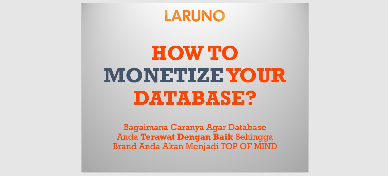 Manage Your Database [Video]